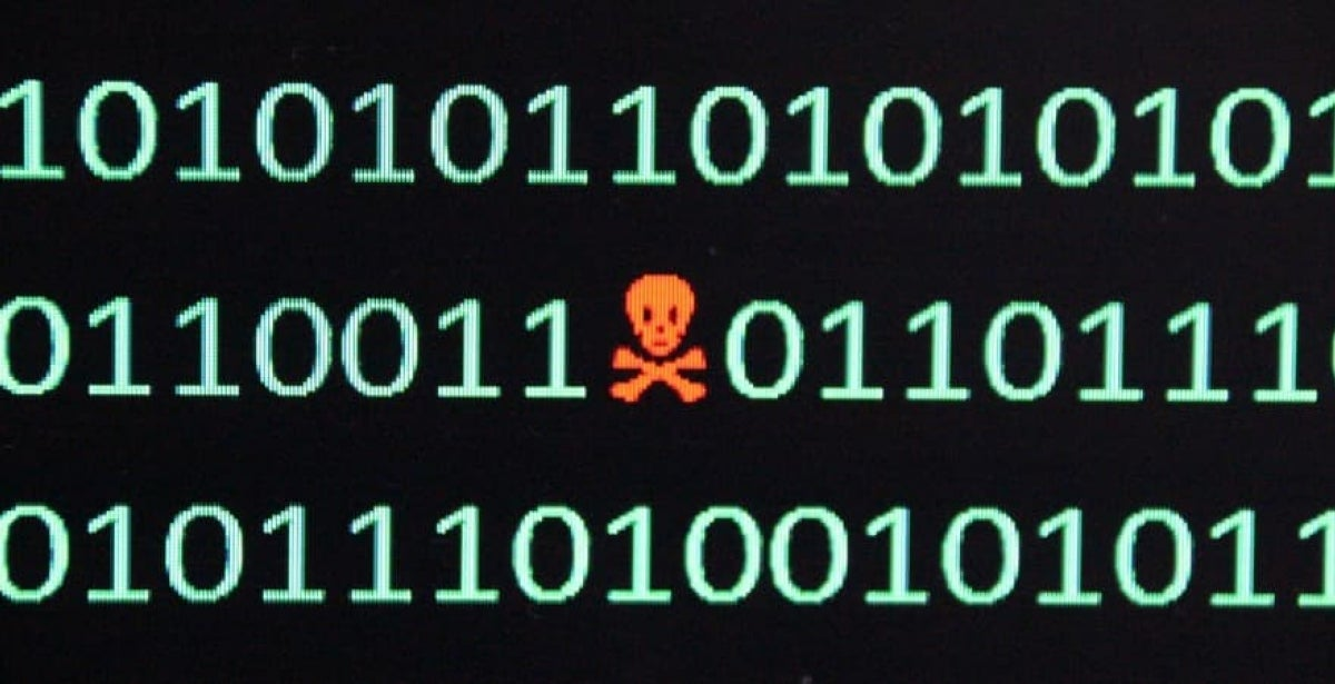 Five phases of a cyber attack